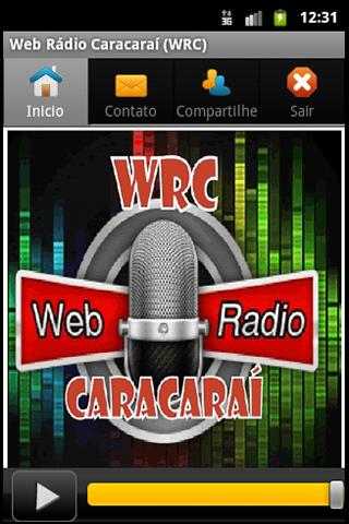 Web Rádio Caracaraí WRC