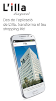 Screenshot of L'illa Diagonal Barcelona