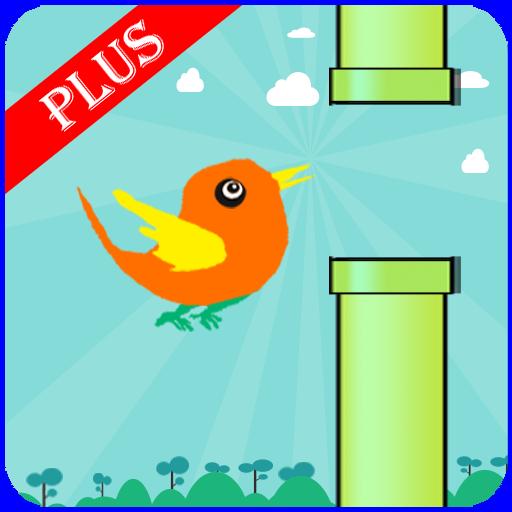 疯狂的小鸟 LOGO-APP點子