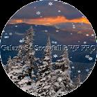 Galaxy S3/S4 Snowfall LWP PRO icon