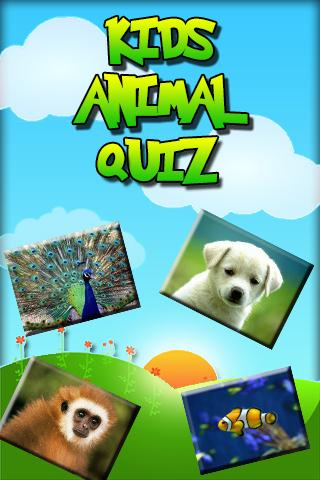 ★ Kids Animal Quiz ★- screenshot