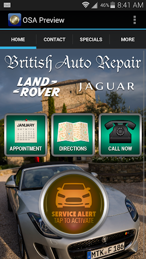 British Auto