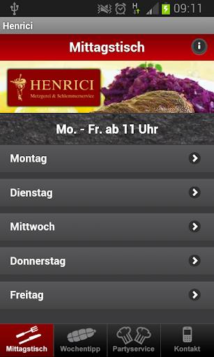 Henrici