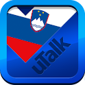 uTalk slovène icon