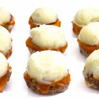 Skinny Meatloaf Cupcakes
