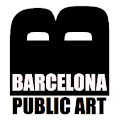 Barcelona Public Art Wallpaper logo