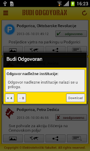 Budi Odgovoran- screenshot thumbnail