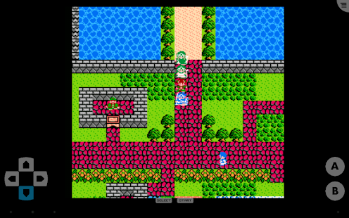 John NES Lite - NES Emulator- screenshot thumbnail