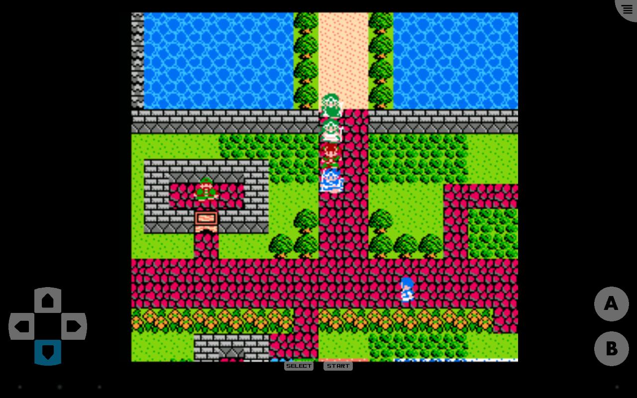 John NES Lite - NES/FCエミュレータ - screenshot