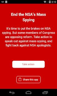 EFF Alerts Screenshot 1