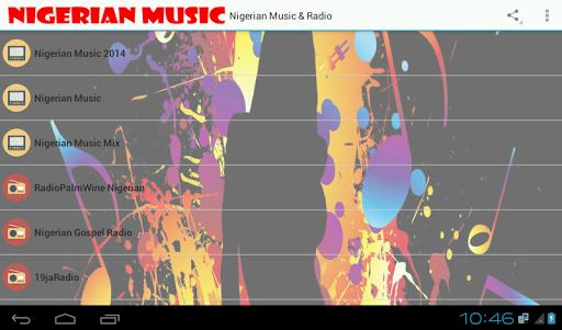 Nigerian Music Radio