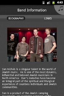 Dan Nichols and Eighteen - screenshot thumbnail