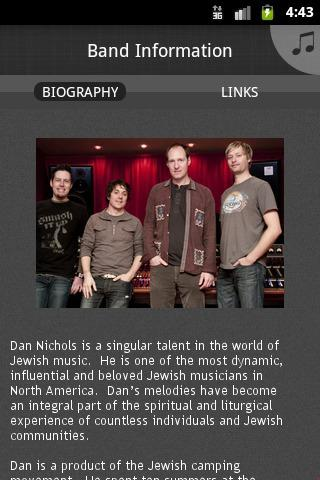 Dan Nichols and Eighteen - screenshot