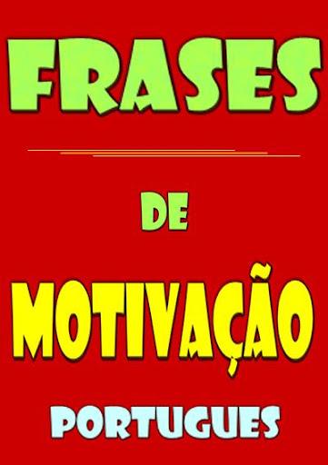 Frases de Motivação