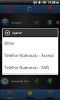 Screenshot of Güvenlik - Sensör Alarmı Free