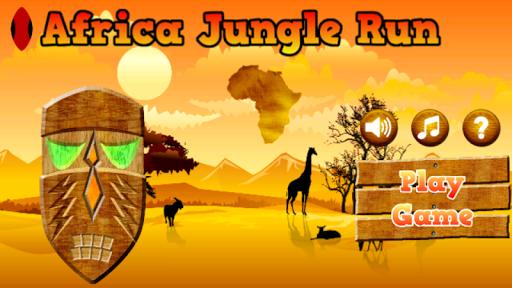 Africa Jungle Run