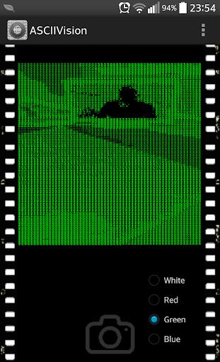 ASCIIVision