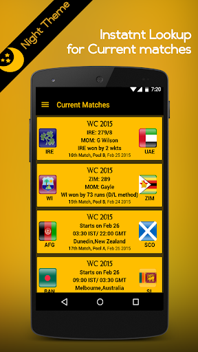 Cricket Buzz - World Cup 2015