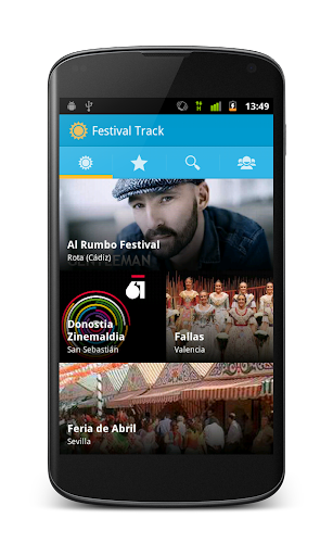 Festival Track