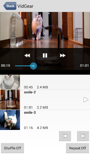 【免費媒體與影片App】VidGear-APP點子