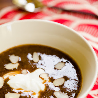 Soup for Dessert – Rose Hip Soup (Nypon Soppa).