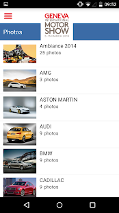 85. Auto Salon - Genf – Miniaturansicht des Screenshots