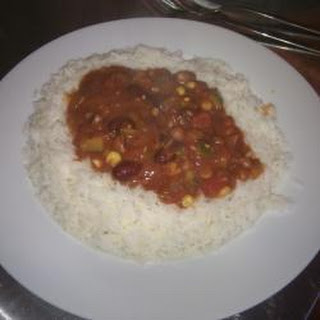 The Best Mixed Bean Chilli Ever!!.