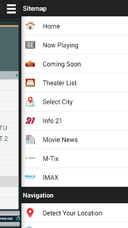 Jadwal Cinema 21 4.0.1 screenshot 240060