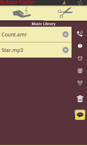 Mp3 Ringtone Music Cutter