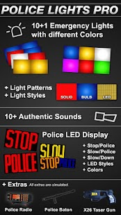 Police Lights and Siren FREE on the App Store - iTunes