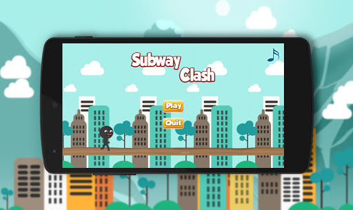 Subway Clash