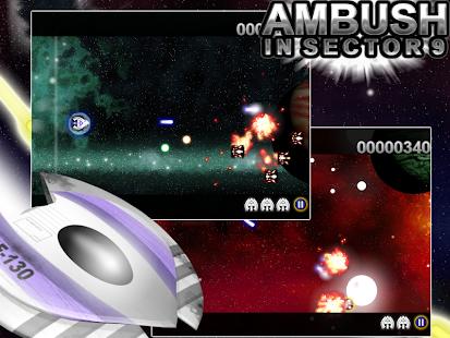 Ambush in Sector 9 (Free) - screenshot thumbnail