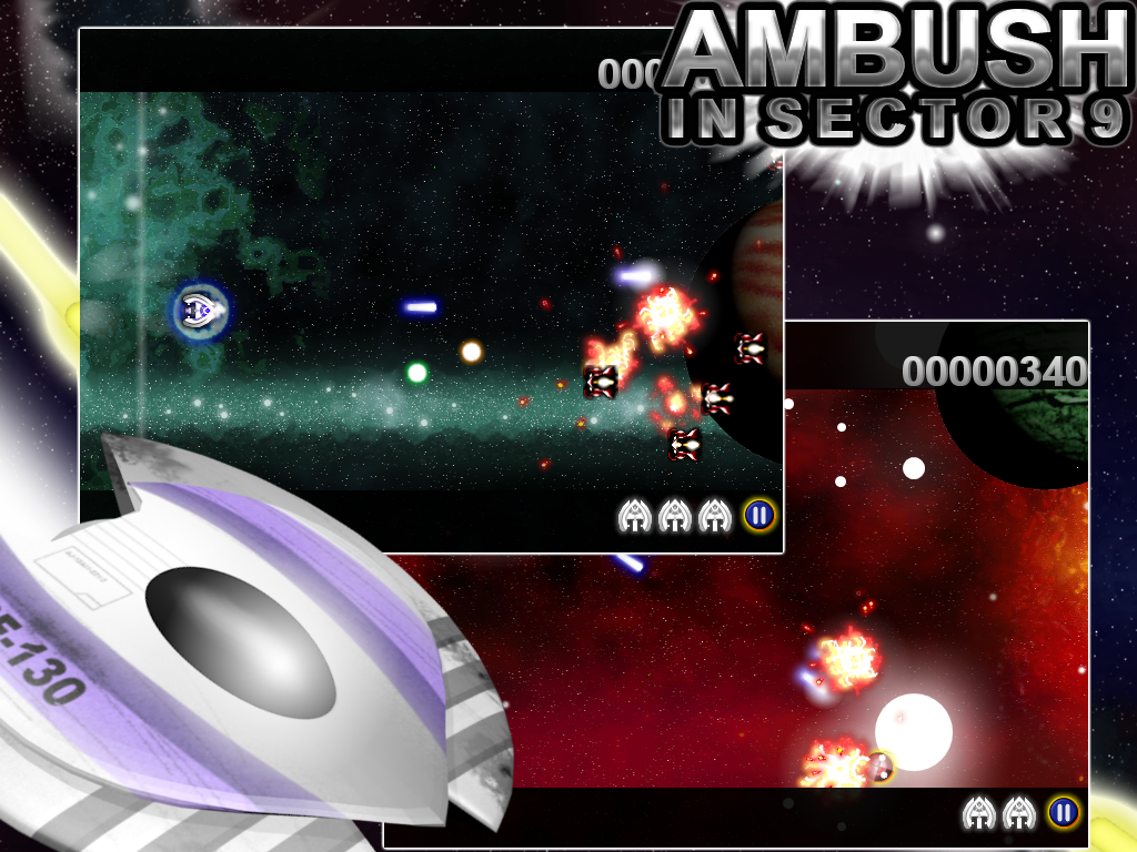 Ambush in Sector 9