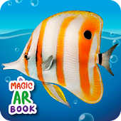 Marine World AR Book
