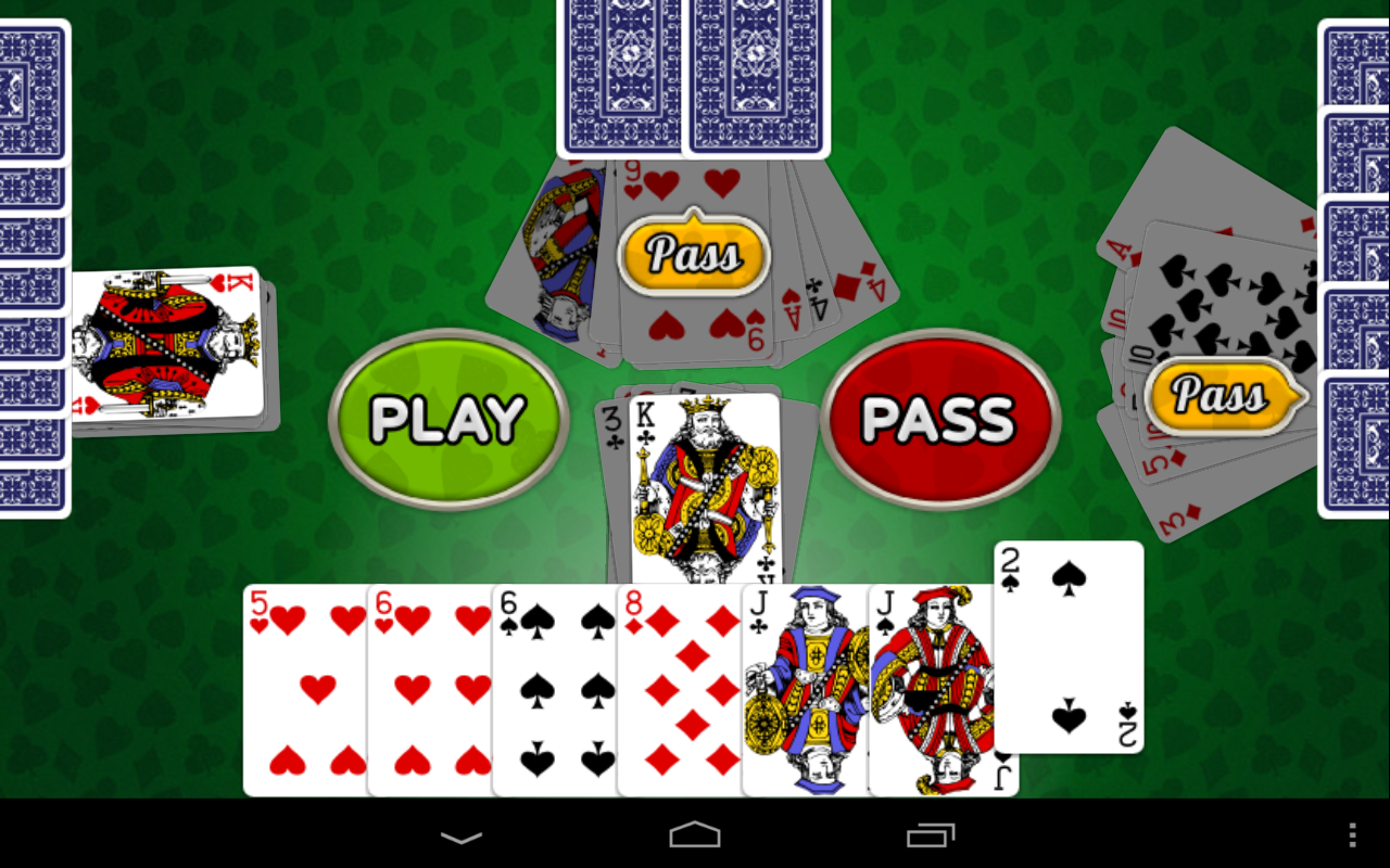 Big Big Big 2 (Free Card Game) - screenshot