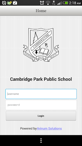 Cambridge Park Public School