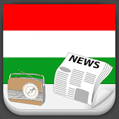 Hungary Radio and Newspaper