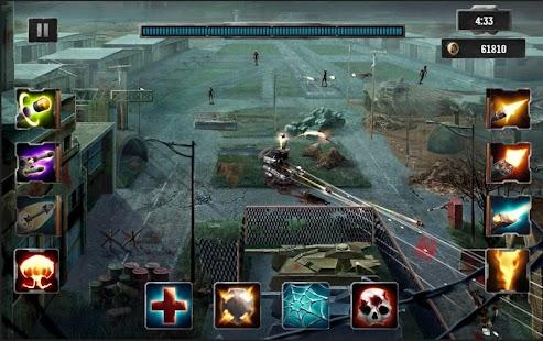 Infected Souls - screenshot