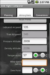 Avilution E6B Flight Computer- screenshot thumbnail