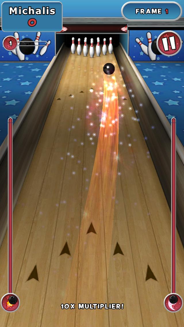 Spin Master Bowling screenshot #7