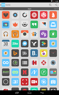 Flatastico - Icon Pack