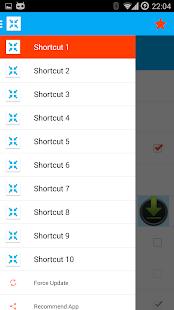 AppLauncher for DashClock - screenshot thumbnail