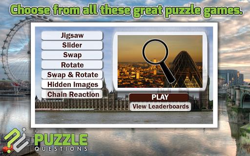 London Puzzle Games