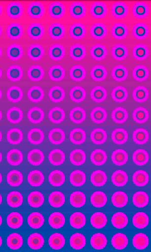 Mod Dots Live Wallpaper