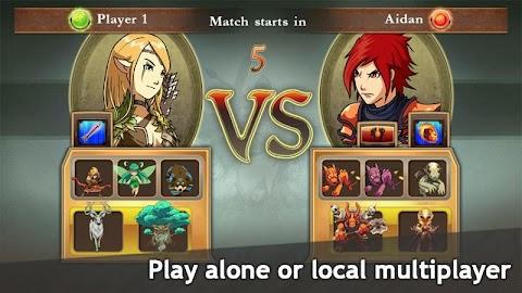 M&M Clash of Heroes Screenshot 15