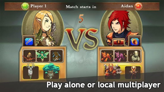 M&M Clash of Heroes Screenshot 25