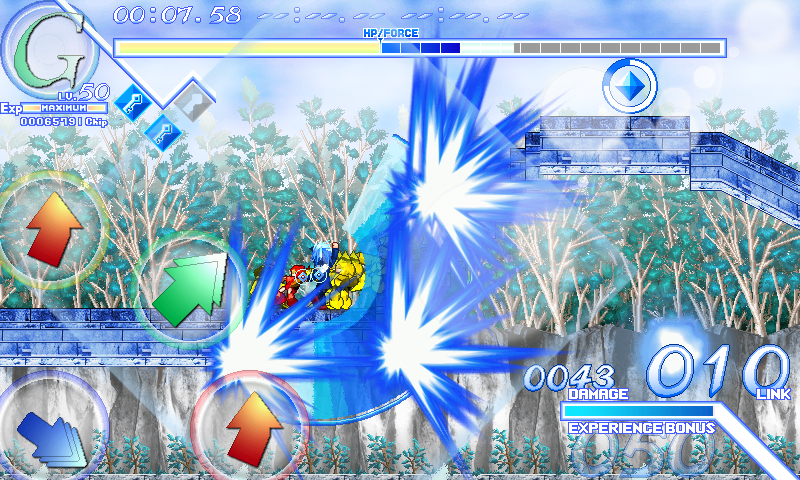 Bluest -Fight For Freedom- - screenshot