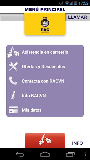 RACVN Asistencia