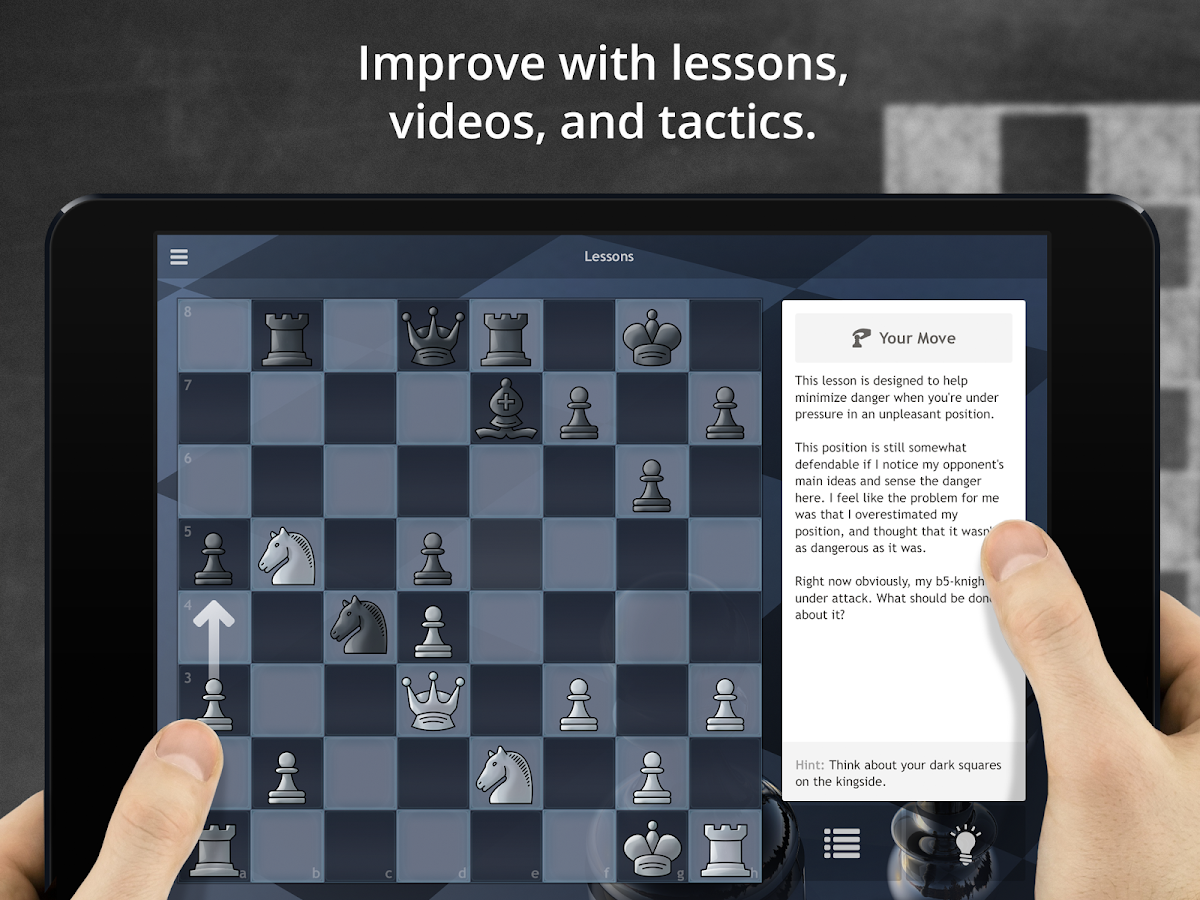Chess - Play & Learn- screenshot