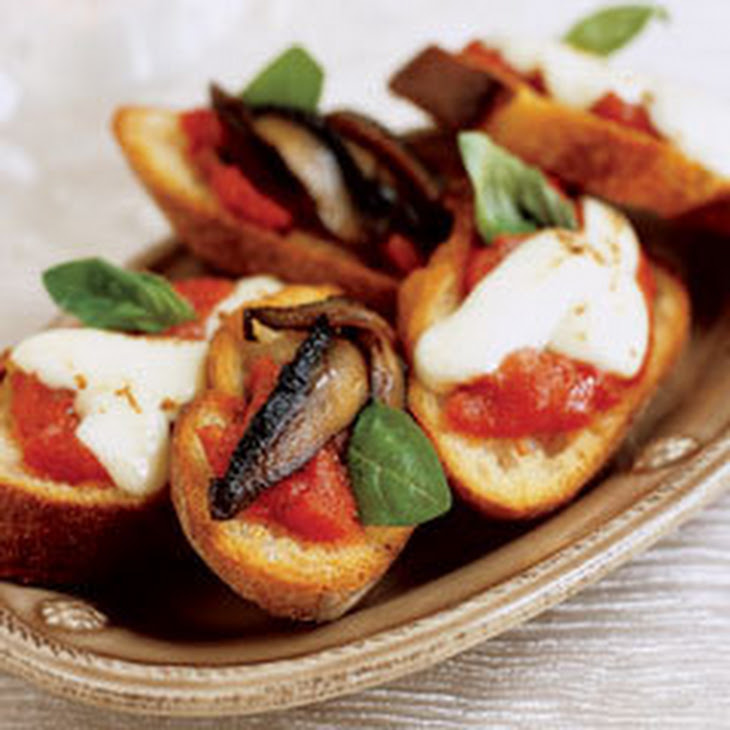 Bruschetta with Vidalia Onions Recipe
